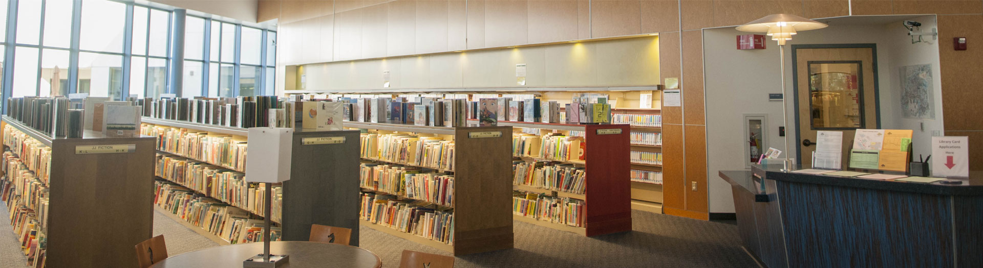 Picture of Library interior