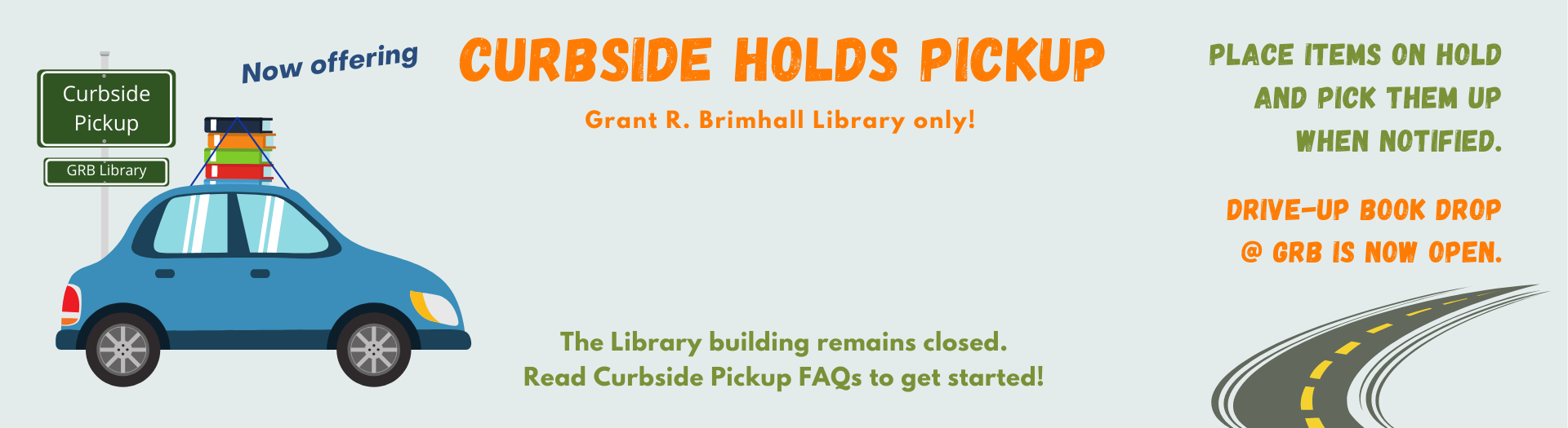 CurbSide Graphic Website Banner