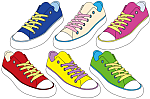Shoes-MultiColored