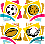 Sports_In_Four_Squares
