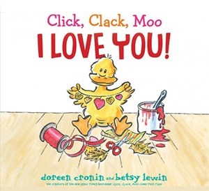 Click Clack Moo I Love You