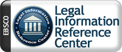 Legal Information Reference Center LOGO