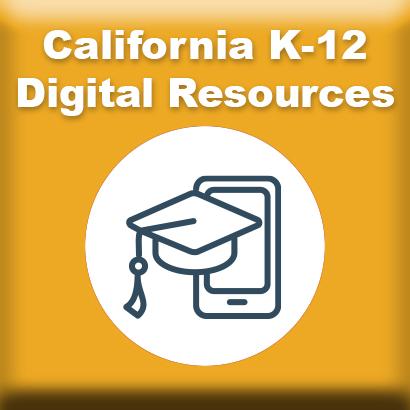 California K-12 Resources button