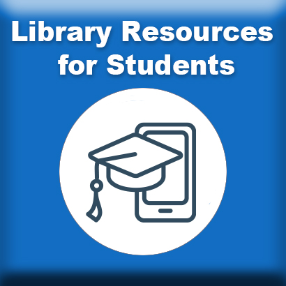 Library Resources for Students button